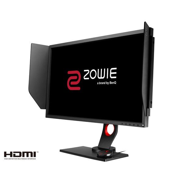 BENQ Zowie 27 XL2740 LED 240Hz DVI HDMI DP Gamer monitor - 8