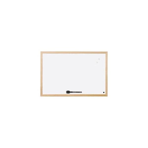 Bi-Office 30x40cm fakeretes mágnestábla - 1