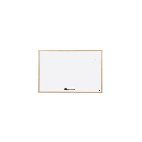 Bi-Office 60x90cm fakeretes mágnestábla - 1