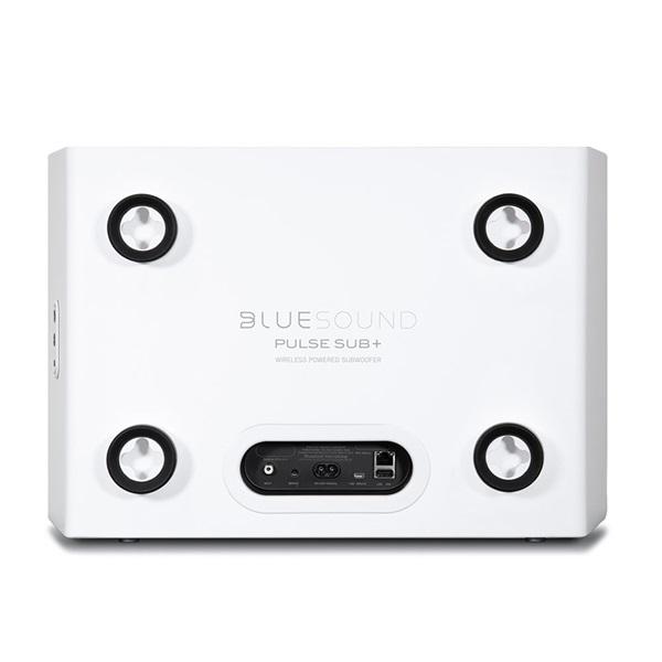Bluesound Pulse Sub Plus fehér multi-room hangsugárzó - 3