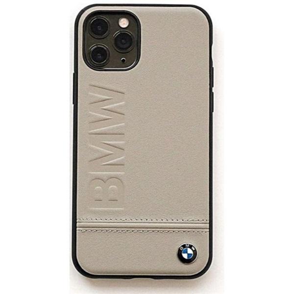 BMW Logo Imprint iPhone 11 Pro zsákszínű keménytok - 2