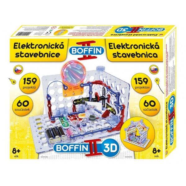 Boffin II 3D elektronikus építőkészlet - 1