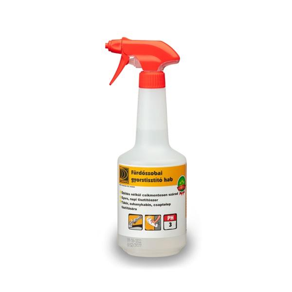 Brilliance  750 ml fürdőszobatisztító gyorstisztító hab - 1