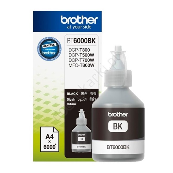 Brother BT6000BK fekete tintapatron - 1