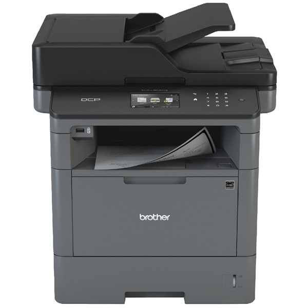 Brother DCPL5500DNYJ1 mono multifunkciós nyomtató - 1