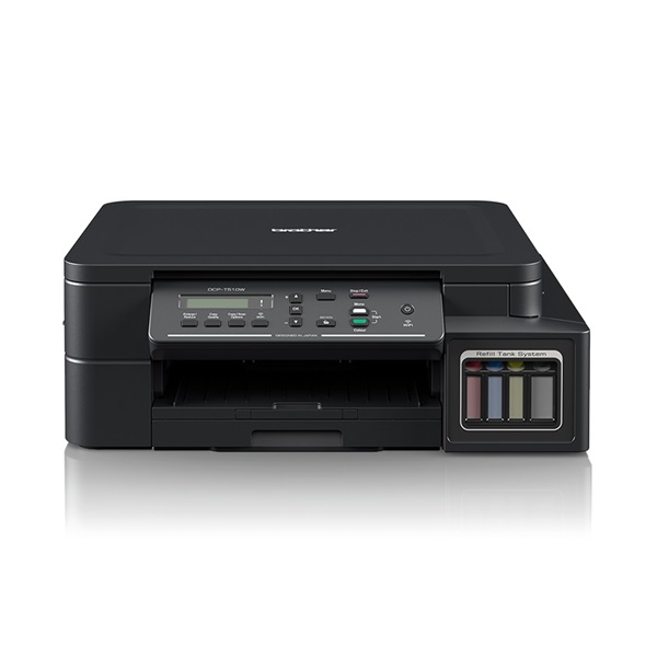 Brother DCPT510WRE1 színes tintasugaras multifunkciós nyomtató - 1