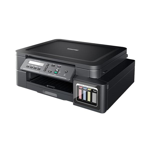 Brother DCPT510WRE1 színes tintasugaras multifunkciós nyomtató - 2