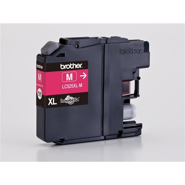 Brother LC525XLM magenta tintapatron - 2