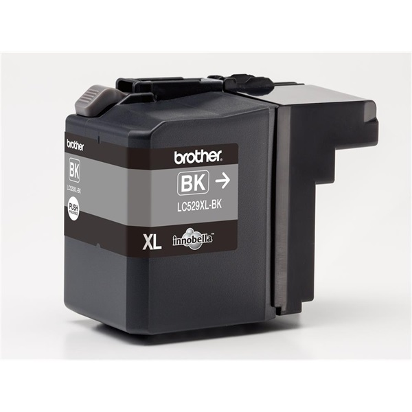 Brother LC529XLBK fekete tintapatron - 2