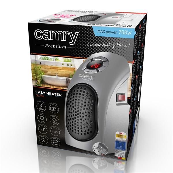 Camry CR 7715 easy heater kerámia hősugárzó - 2