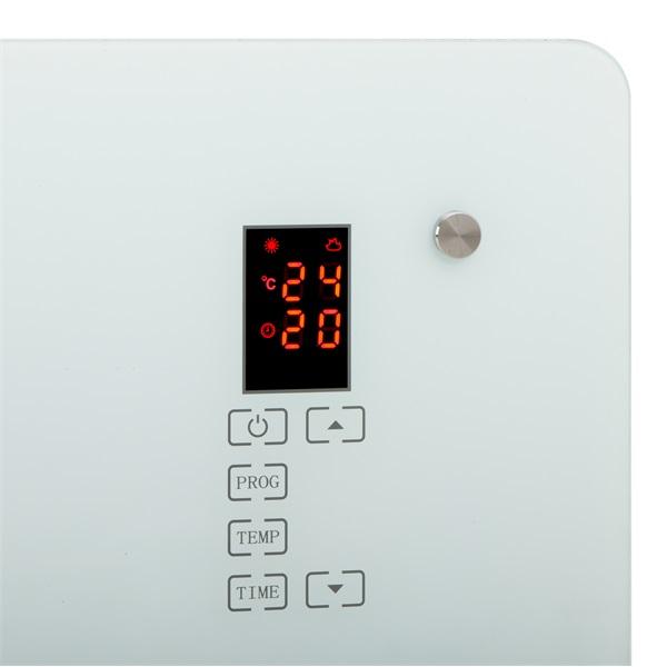 Camry CR7721 LCD kijelzős üveg hősugárzó - 4