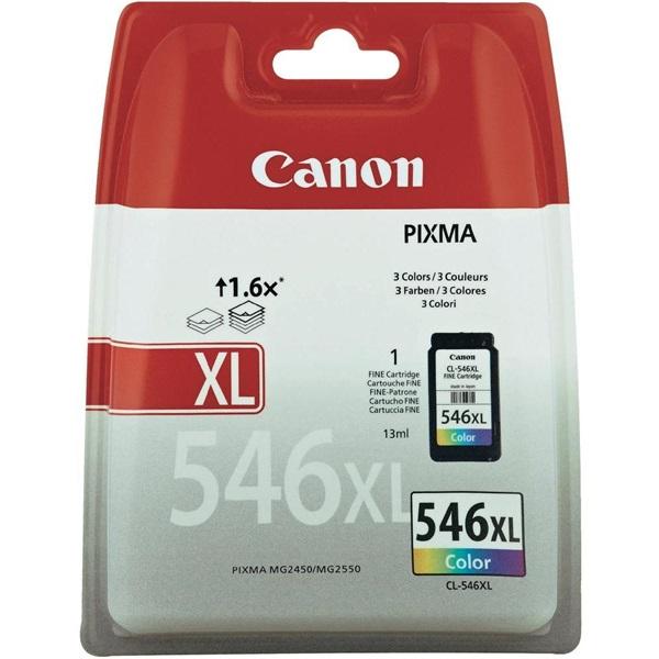 Canon CL-546XL színes tintapatron - 1