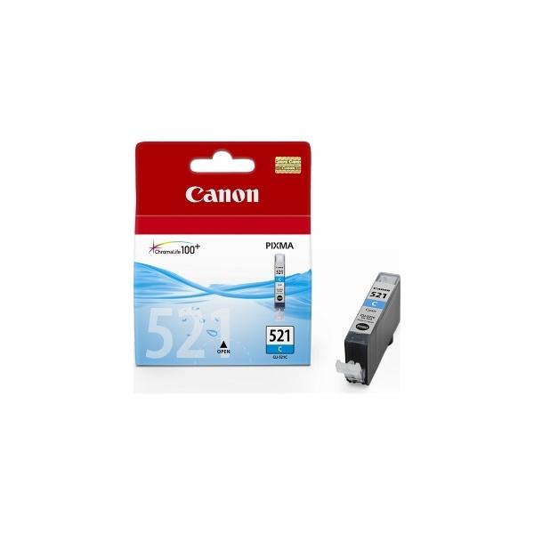 Canon CLI-521C cián tintapatron - 1