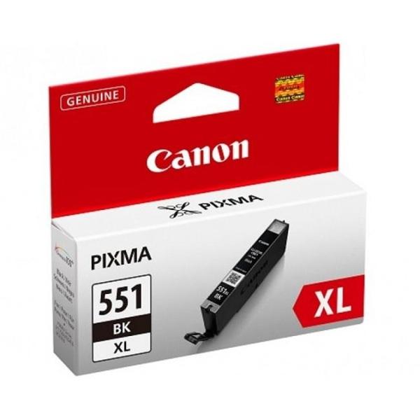 Canon CLI-551Bk XL fekete tintapatron - 1