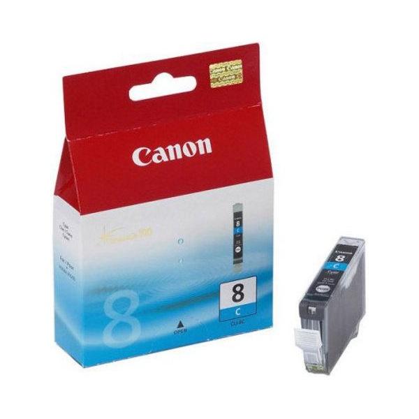 Canon CLI-8C cián tintapatron - 1