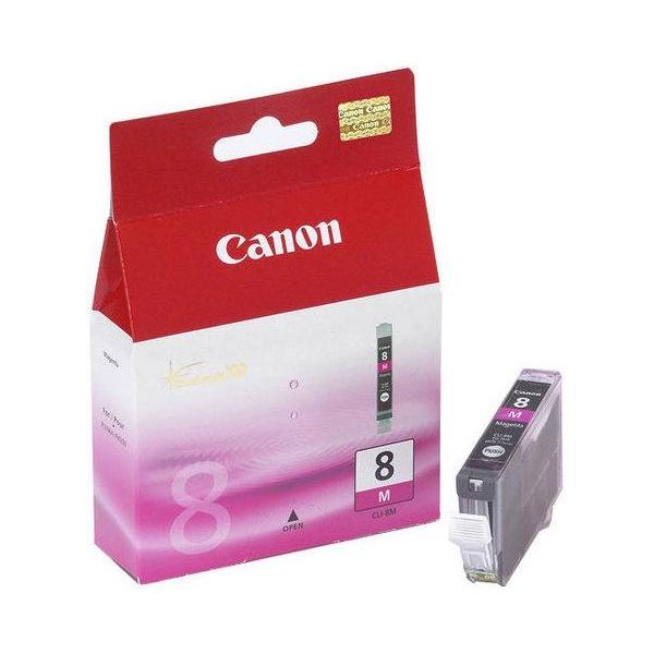 Canon CLI-8M magenta tintapatron - 1