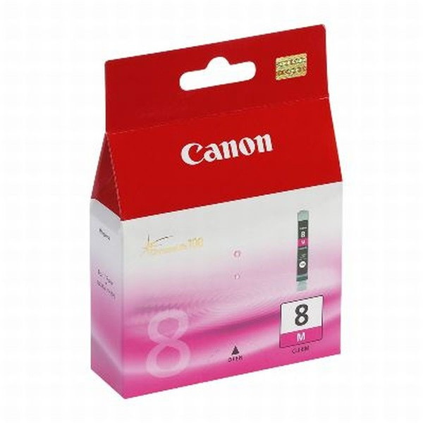 Canon CLI-8M magenta tintapatron - 2
