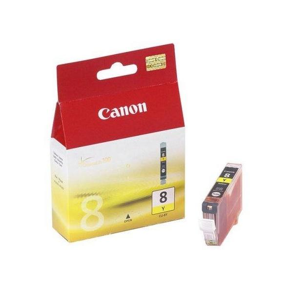 Canon CLI-8Y sárga tintapatron - 1