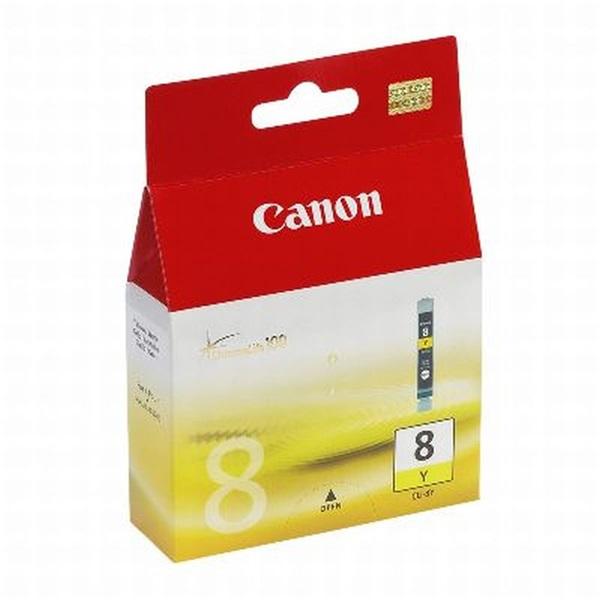 Canon CLI-8Y sárga tintapatron - 2