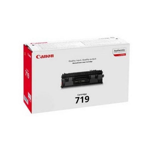 Canon CRG-719 fekete toner - 1