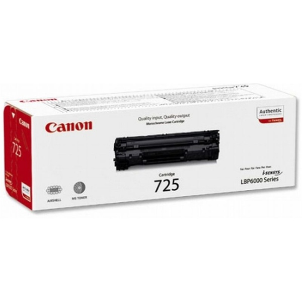 Canon CRG-725 fekete toner - 1