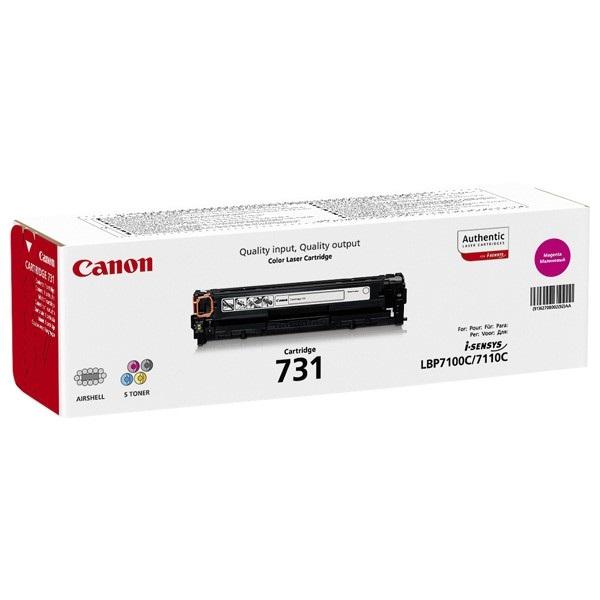 Canon CRG-731M magenta toner - 1