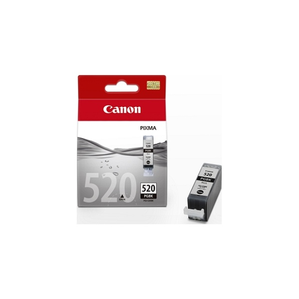 Canon PGI-520Bk fekete tintapatron - 1
