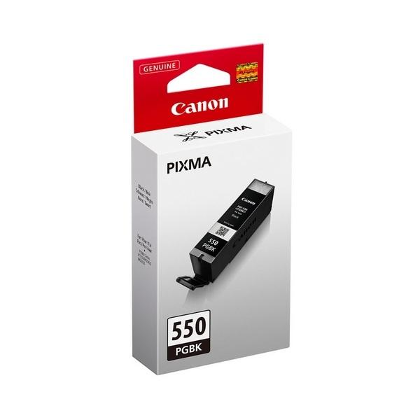 Canon PGI-550Bk fekete tintapatron - 1