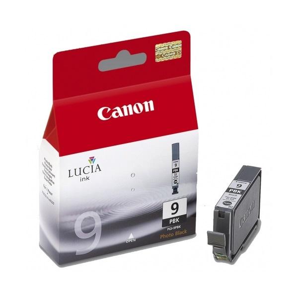 Canon PGI-9BK matt fekete - 1