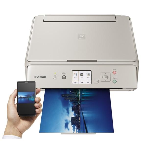 Canon Pixma TS5053 tintasugaras multifunkciós nyomtató - 5