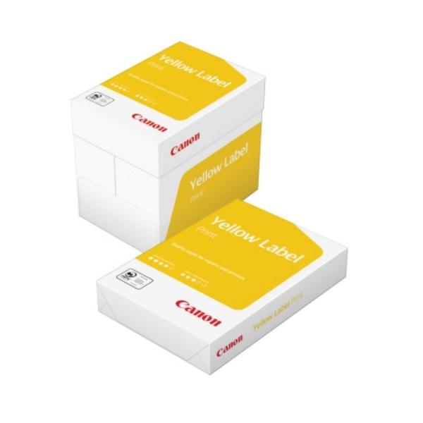 Canon Yellow Label A4 80g 500 lap fénymásolópapír - 1
