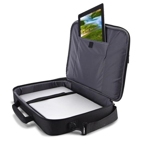 Case Logic ANC-317 17 fekete notebook táska - 3