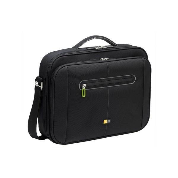 Case Logic PNC-216 16 fekete-zöld notebook táska - 1