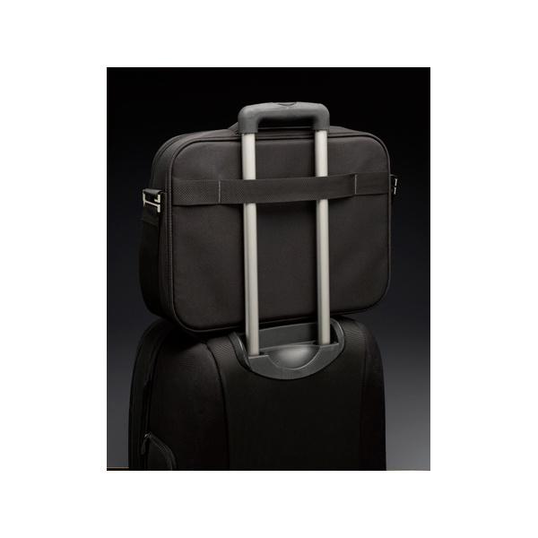 Case Logic PNC-216 16 fekete-zöld notebook táska - 3