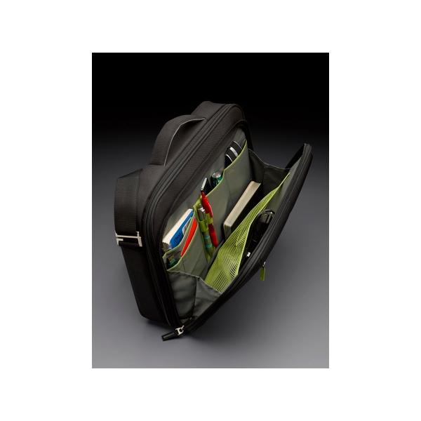 Case Logic PNC-216 16 fekete-zöld notebook táska - 4
