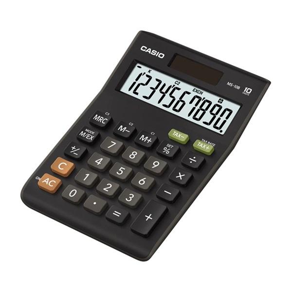 Casio MS-10B S asztali számológép - 1