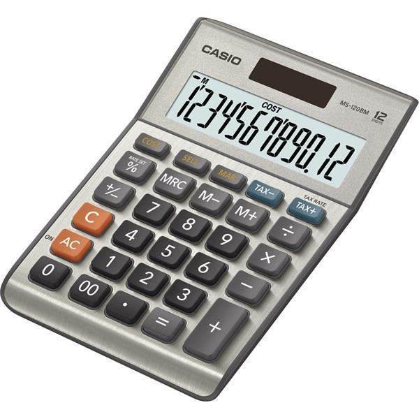 Casio MS-120BM asztali számológép - 1