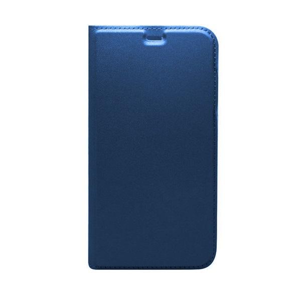 Cellect BOOKTYPE-HUA-P40L-BL Huawei P40 Lite sötétkék oldalra nyíló tok - 1