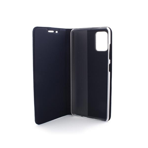 Cellect BOOKTYPE-SAM-A51-BL Samsung Galaxy A51 kék oldalra nyíló flip tok - 3