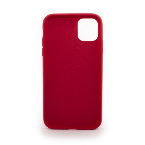 Cellect CEL-PREM-IPH1267-R iPhone 12 piros prémium szilikon tok - 2
