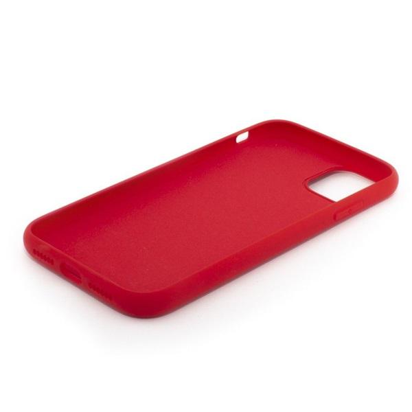 Cellect CEL-PREM-IPH1267-R iPhone 12 piros prémium szilikon tok - 3
