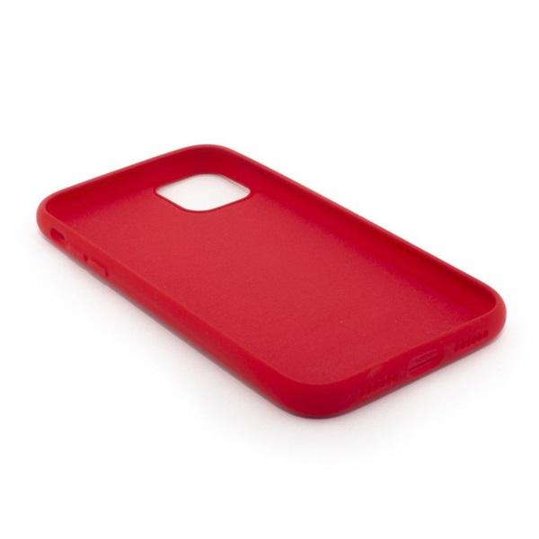 Cellect CEL-PREM-IPH1267-R iPhone 12 piros prémium szilikon tok - 4