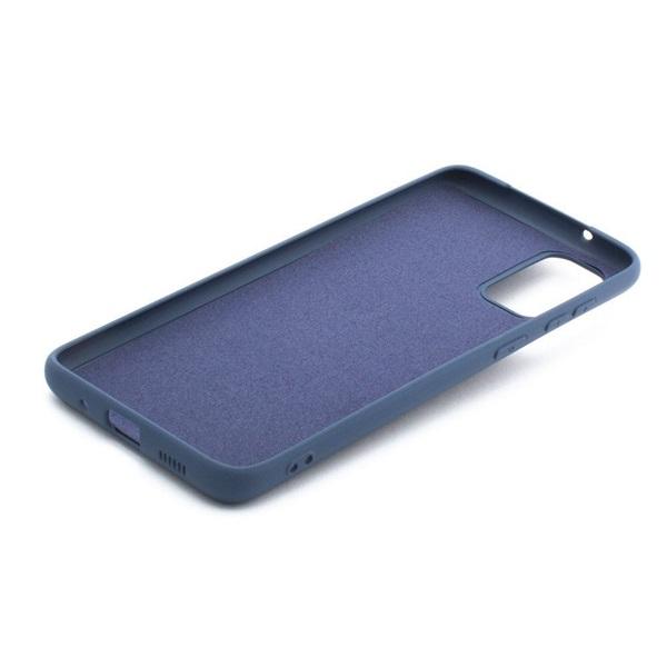 Cellect CEL-PREM-SAMS20FE-BL Samsung S20 FE kék prémium szilikon tok - 3