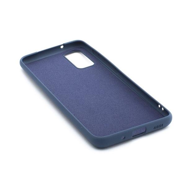 Cellect CEL-PREM-SAMS20FE-BL Samsung S20 FE kék prémium szilikon tok - 4