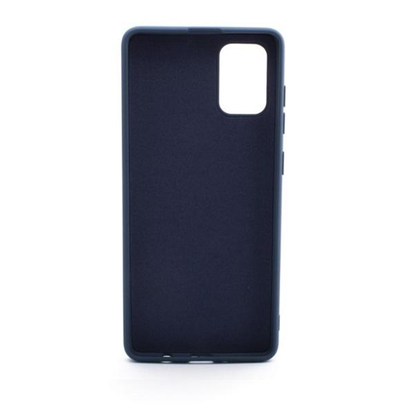 Cellect CEL-premSIL-SAMA51BL Samsung A51 kék prémium szilikon hátlap - 3