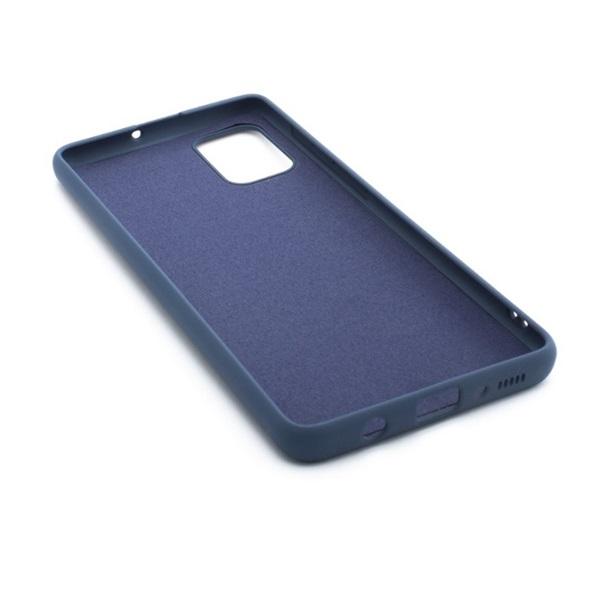 Cellect CEL-premSIL-SAMA51BL Samsung A51 kék prémium szilikon hátlap - 4