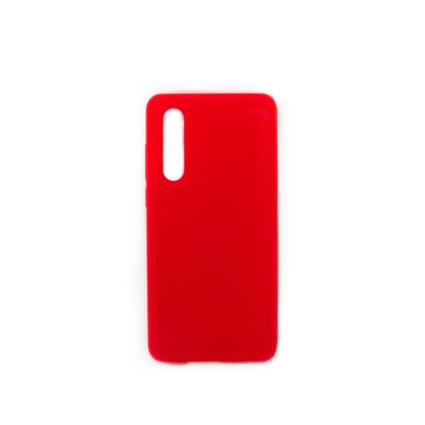 Cellect CEL-PREMSIL-Y6S-BK Huawei Y6s piros prémium szilikon hátlap - 1