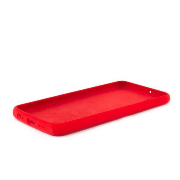 Cellect CEL-PREMSIL-Y6S-BK Huawei Y6s piros prémium szilikon hátlap - 2