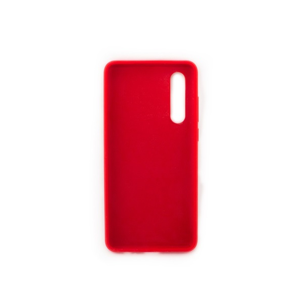 Cellect CEL-PREMSIL-Y6S-BK Huawei Y6s piros prémium szilikon hátlap - 3