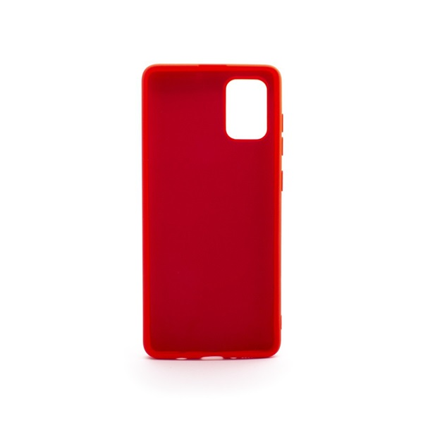 Cellect CEL-PREMSILSAMS20P-R Samsung S20+ piros prémium szilikon hátlap - 3